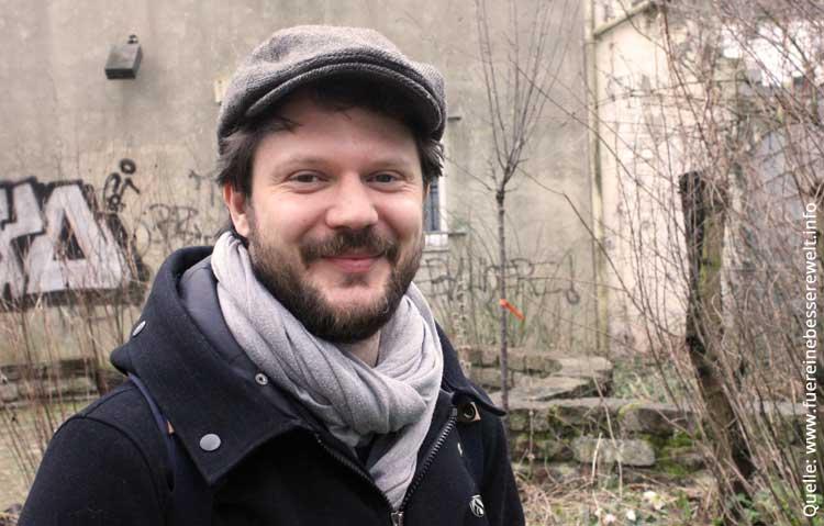 Fabian Berger: Über Grünanteil und Urban Gardening