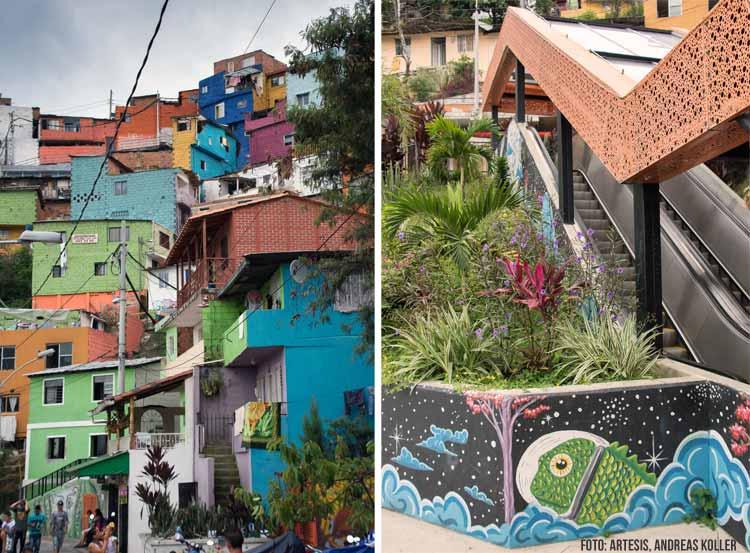 Das Wunder von Medellín: Bürger*innen verändern ihre Stadt