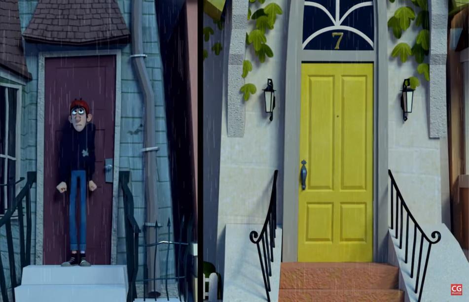 "CGI Animated Short Film HD: ""Jinxy Jenkins & Lucky Lou Short Film"" by Mike Bidinger & Michelle Kwon"