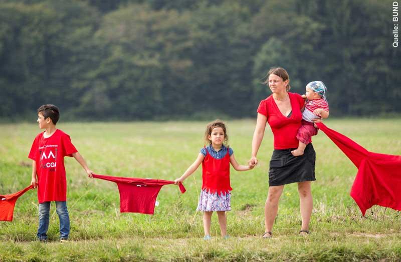 Zukunft statt Kohle: Rote Linien gegen Braunkohle