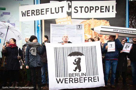 Berlin Werbefrei – ein Volksentscheid