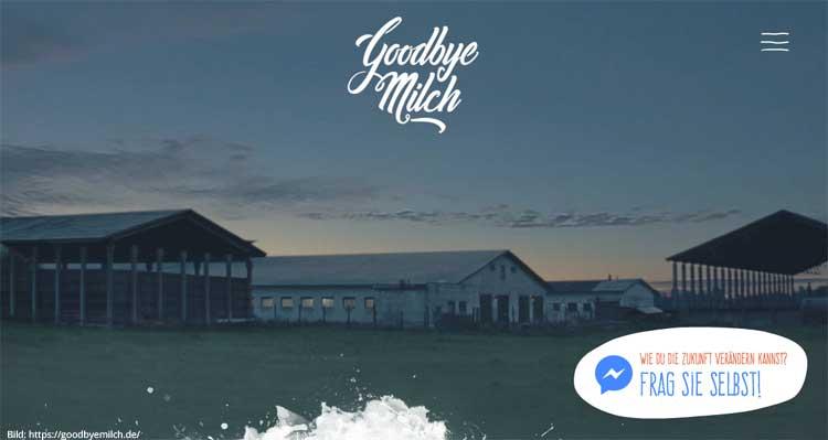 Goodbye Milch