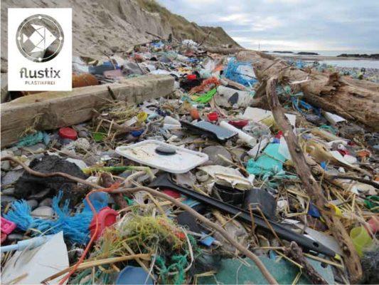 Flustrix: Das Siegel soll Plastik verhindern, bevor es entsteht