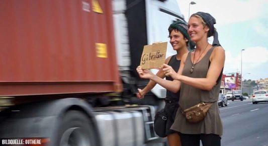 Reise nach Utopia: Lisa und Julia auf der Suche nach Alternativen