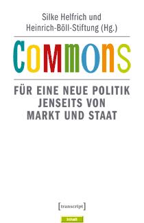 Ebook: Commons von Silke Helfrich etc.