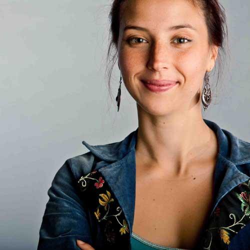 Elena Tzara; Konsensfindung im Team | Konferenz für eine bessere Welt