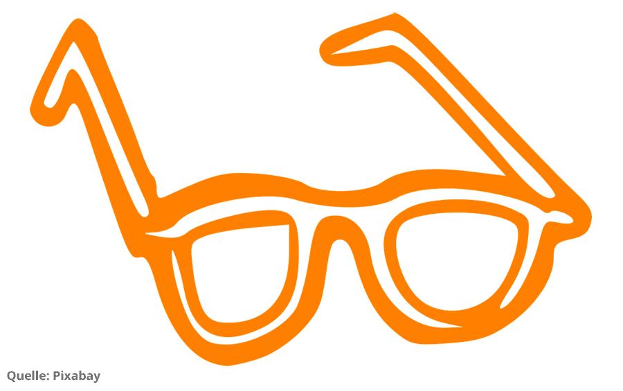Gebrauchte Brillen spenden - geht ganz einfach