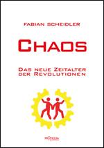 Cover: Chaos von Fabian Scheidler