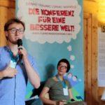 Konferenz für eine bessere Welt 2018, Hamburg