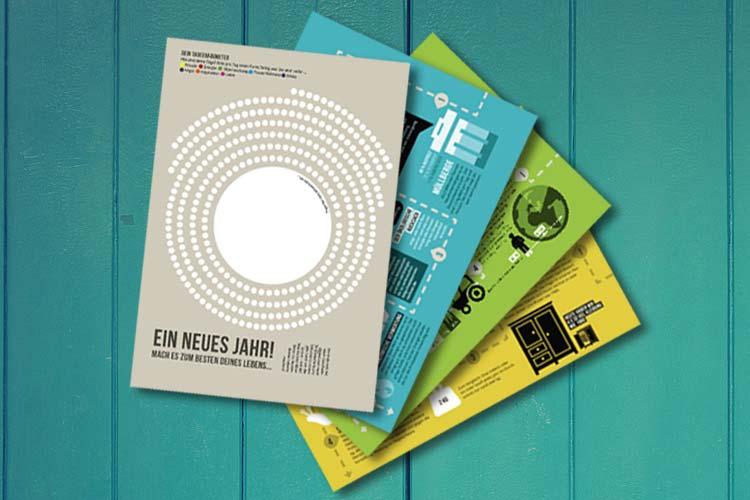 Zum Jahresanfang: 4 Wandelplakate für eine bessere Welt