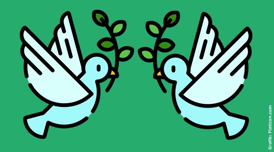 Frieden: Was ist das eigentlich? Blogparade des Weltfriedensdienstes