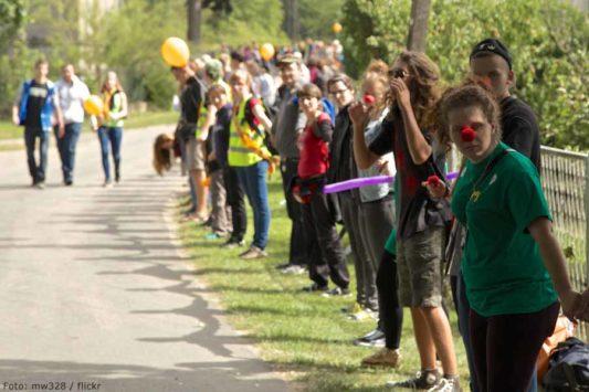 Alle Dörfer bleiben: Die Menschen protestieren gegen die Kohle