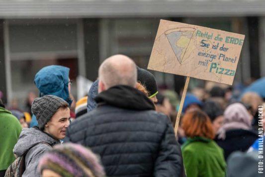 eine Liste der Klimaschutz-Organisationen zum Mitmachen in Deutschland