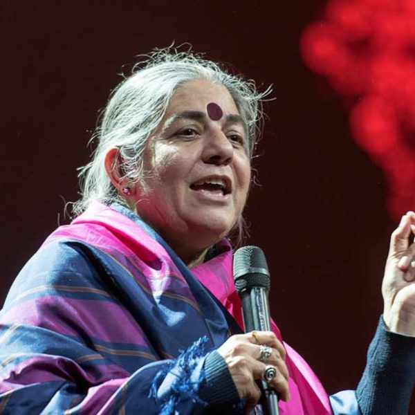 Im Gespräch: Vandana Shiva