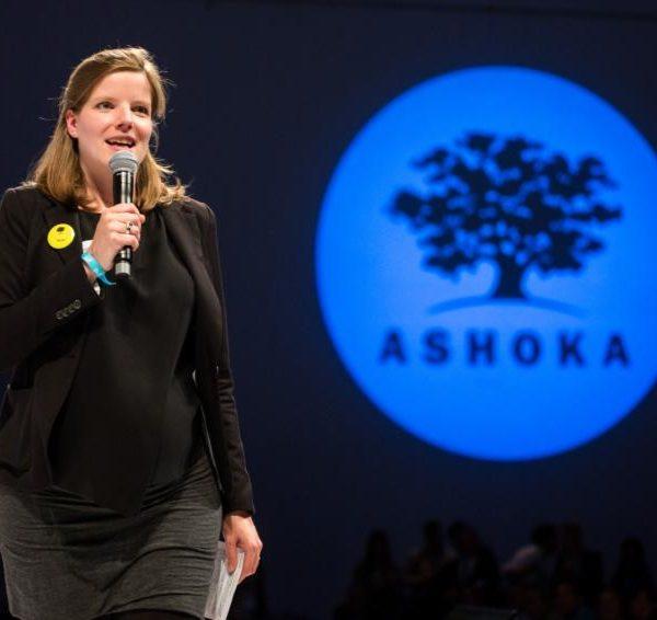 Laura Haverkamp (Ashoka): Sozialunternehmen in der Krise