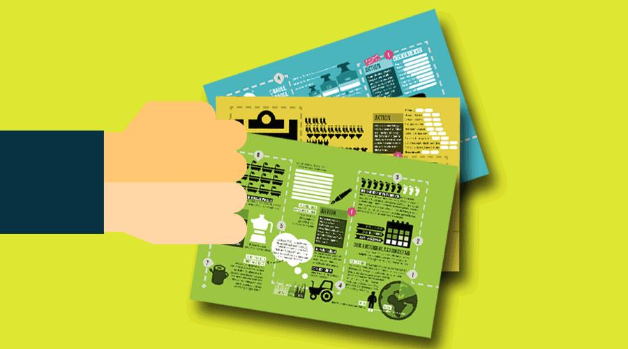 Wandelplaner: Plakate für eine bessere Welt