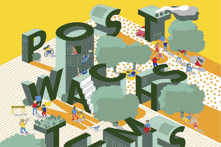 Zoom-Event für eine bessere Welt: Postwachstumsstadt