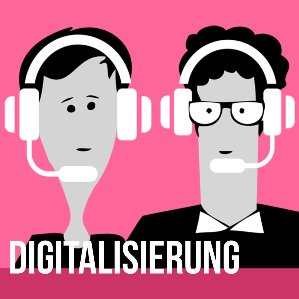 Podcast für eine bessere Welt: Digitalisierung
