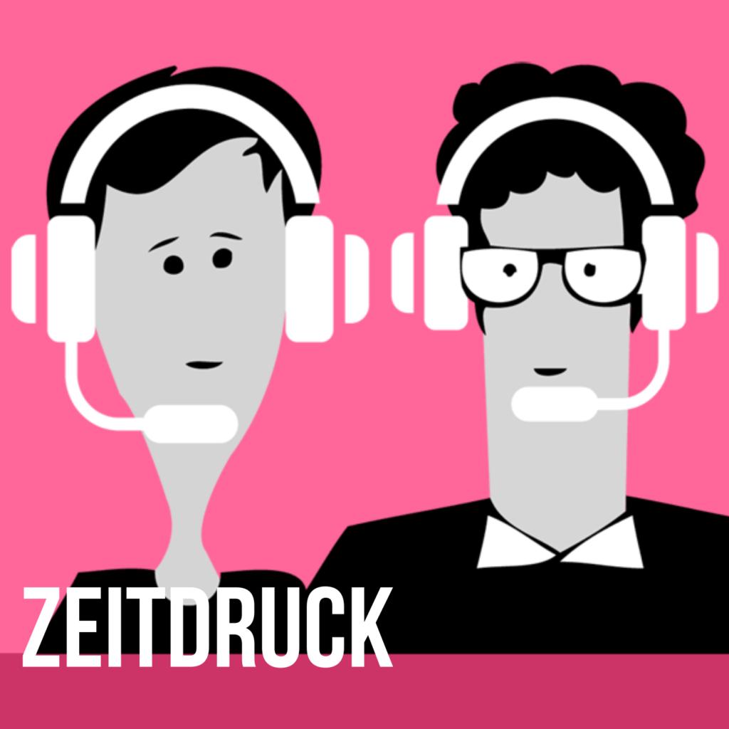 Podcast für eine bessere Welt: Zeitdruck