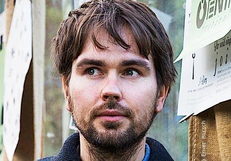 OpenSource-Designer und Aktivist Lars Zimmermann