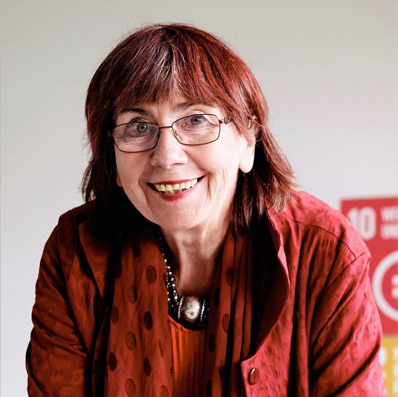 Margret Rasfeld im Gespräch: Schule der Zukunft